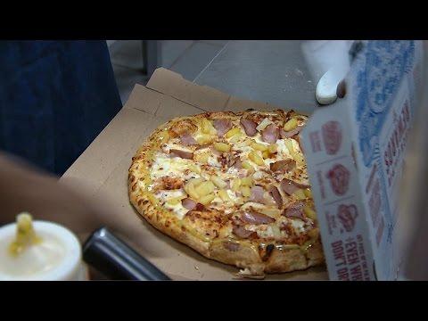 Domino's Pizza's recipe for success