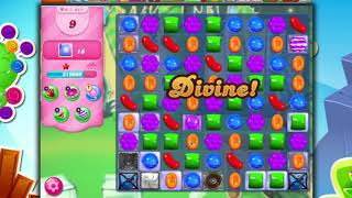 #Candy #Crush  #Level 411 - 412