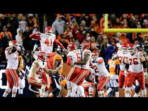 Kansas City Chiefs: Mile High Miracle