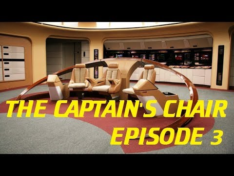 The Captain's Chair Episode 3 - Star Trek Discovery 112, Mirror Universe