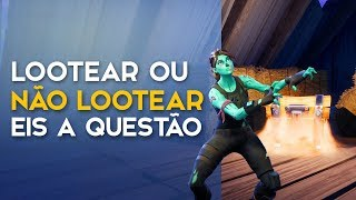 "OFF STREAM #3-""LOOTEAR OR NOT LOOTEAR, this is the QUESTION"" (Fortnite Battle Royale free)-Softe"