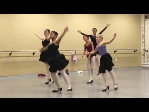 Austin Metropolitan Ballet Summer Intensive Performance