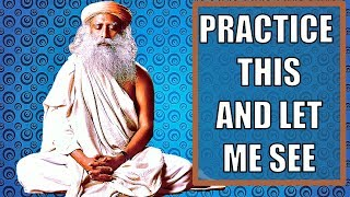 Sadhguru - Every day, you practice this and then you see screenshot 4