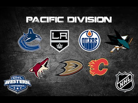 NHL: Unprotected PACIFIC Division Players (Expansion 2017)
