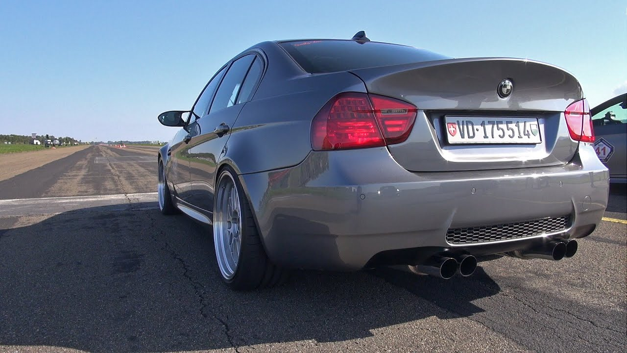 bmw m3 e90 w supersprint exhaust vs bmw m3 e92 g power youtube. Black Bedroom Furniture Sets. Home Design Ideas