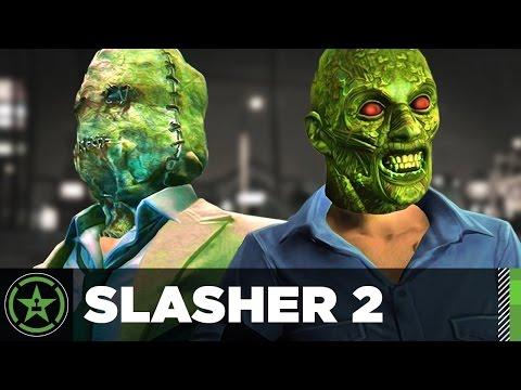 Let's Play: GTA V - Slasher 2