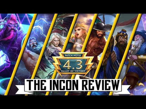 PATCH NOTES: NEW CAPTURE THE FLAG GAME MODE - Incon - Smite