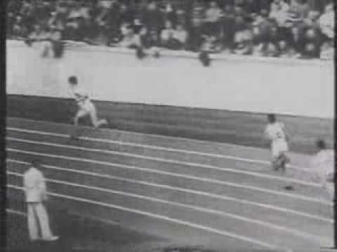 AGK Brown Wins Silver in 400m at 1936 Berlin Olympics