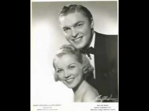 Time Was (1941) - Bob Eberly and Helen O'Connell w/ Jimmy Dorsey