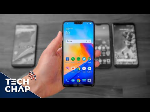 OnePlus 6 Review - Phone of the Year? | The Tech Chap