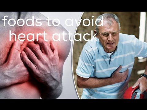 Top 5 foods to avoid heart attack | Part 1