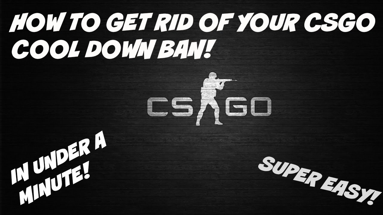 how to remove cs go cooldown