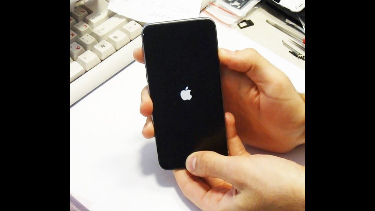 IPHONE 22 HARD RESET