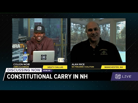 CN Live | Constitutional Carry in New Hampshire - 2/20/17