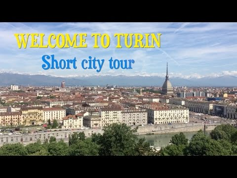 Welcome To Turin! // Short City Tour