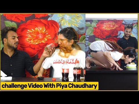 Challange Video With Piya Chaudhary (KDT)  Funky Joker