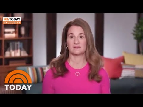 Melinda Gates Talks About Capitol Attack, Pandemic, Vaccine Rollout | TODAY