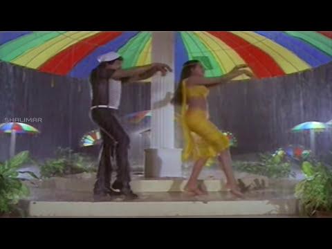 Adavi Donga Movie    Vana Vana Vandanam Video Song    Chiranjeevi, Radha