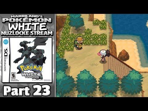 Pokémon White Nuzlocke Stream, Part 23 • Apr. 18, 2018 • STREAM ARCHIVE