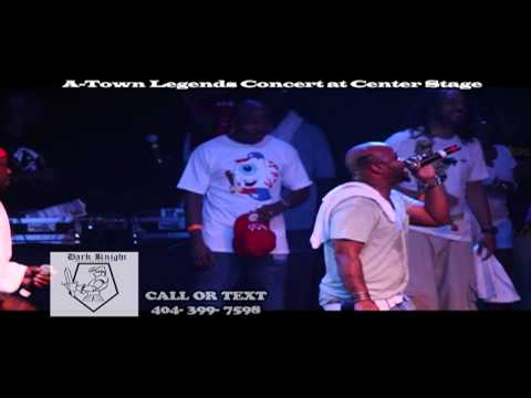 Part 1 of Kilo Ali  performing live at the A-Town Legends Concert 2