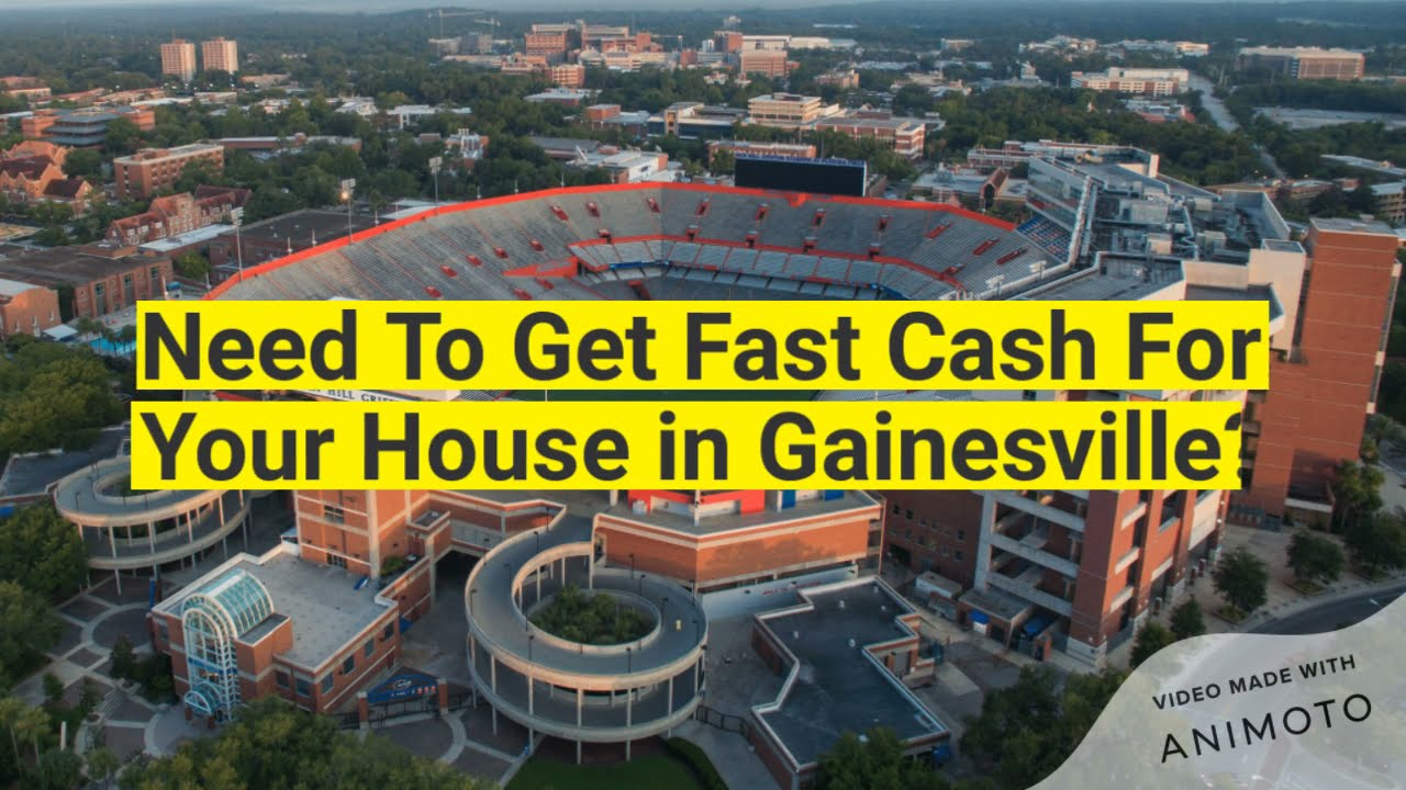 We Buy Houses Cash in Gainesville and Alachua County Florida, 352-480-0955