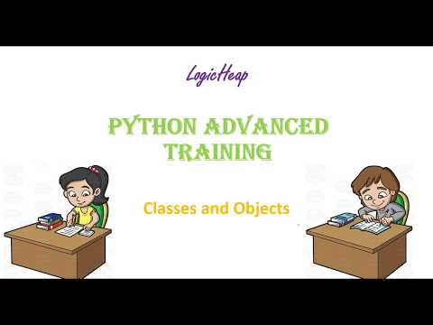 Python Advanced Training - Tutorial 1 - Introduction to classes and objects
