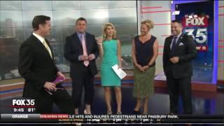 Fox Wofl Crew Wears High Heels