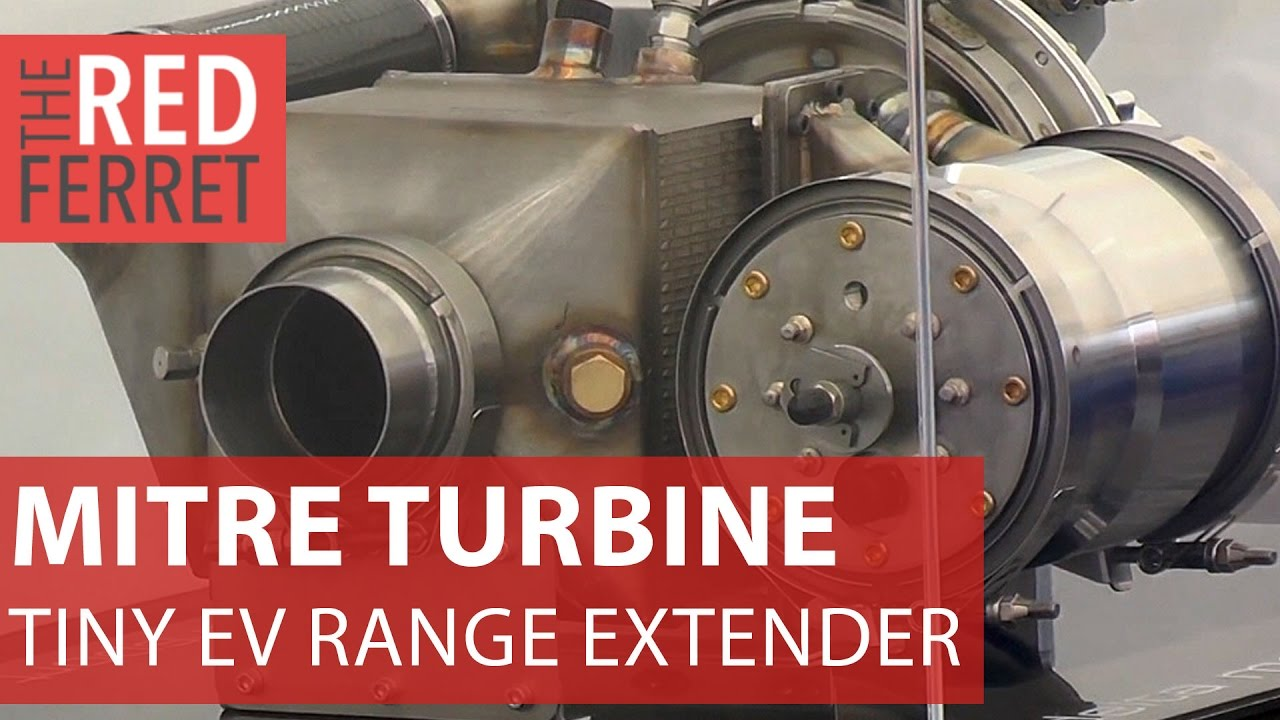 Mitre Range Extender Tiny Turbine Removes Ev Anxiety First Looks