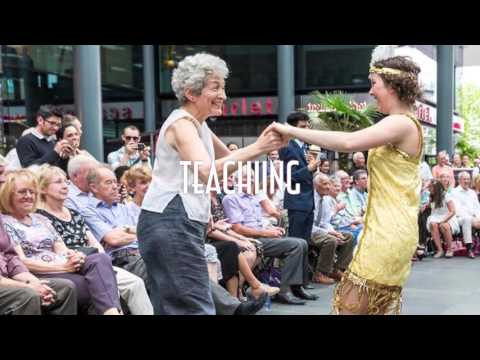 Dance | Showreel | Vintage Entertainment | Twin Sisters | Teaching thumbnail