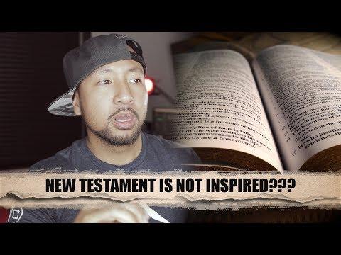 NEW TESTAMENT NOT INSPIRED??? | SFP