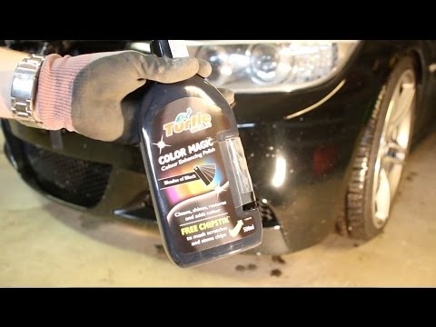 Turtle Wax Color Magic+ Test