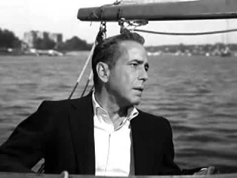Sabrina 1954 Humphrey Bogart, Audrey Hepburn