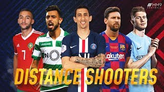 Top 10 Distance Shooters in Football 2020  HD
