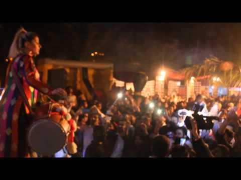 RANI TAJ - Dhol - 'Hookah Bar' - 2
