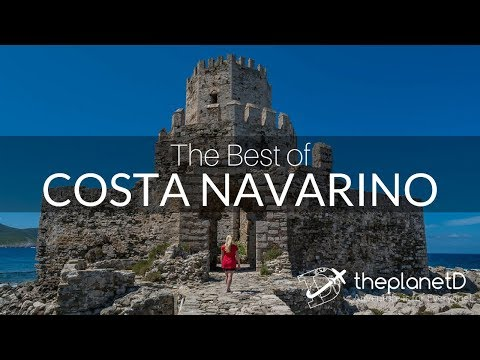 Best of Costa Navarino | Greece Travel Guide |Travel Vlog | Mavic Pro