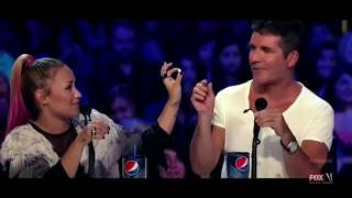 Demi Lovato & Simon Cowell funny moments• Some of my favourites•
