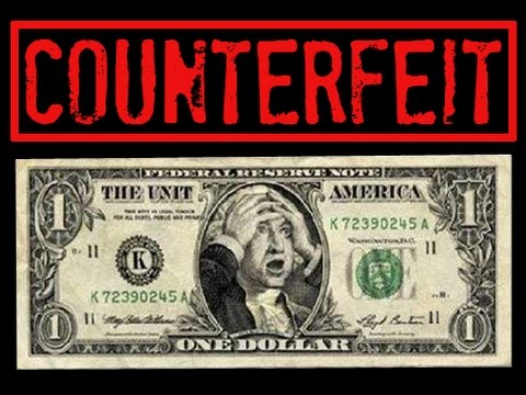 Don't Come Back Counterfeit