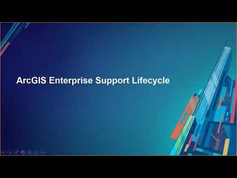 Migration Planning for ArcGIS Enterprise