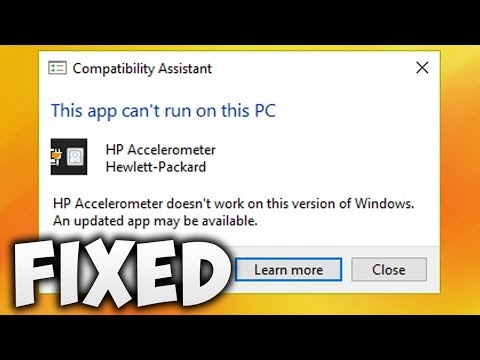 5 Fixes For HP Accelerometer Issues - The Error Code Pros