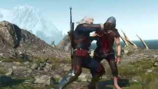 «Ярость и сталь» - новый трейлер The Witcher 3: Wild Hunt