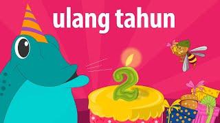 Selamat Ulang Tahun - Lagu Anak Balita Indonesia Populer