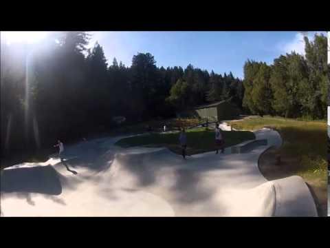 monte rio ca, skate day