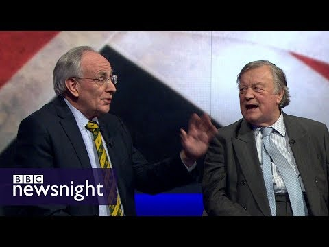 Brexit: leaked government impact study – BBC Newsnight