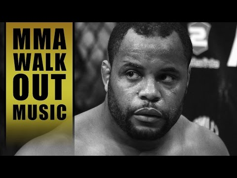 MMA Entrance Music / Daniel