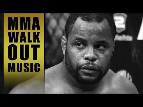 """MMA Entrance Music / Daniel """"DC"""" Cormier"""