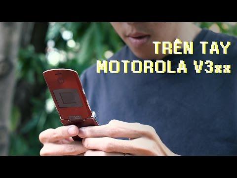 Tinhte.vn | Trên tay Motorola V3xx
