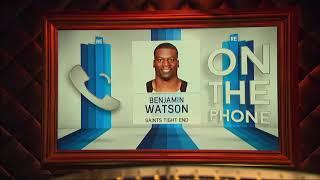 Saints TE Benjamin Watson on List of Potential Pardons Sent to White House | The Rich Eisen Show