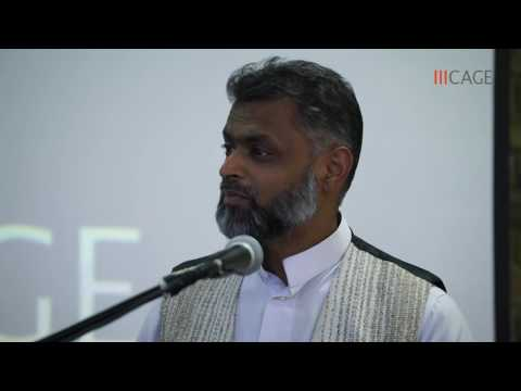 Muhammad Ali 'You are like David and he's like Goliath' | Moazzam Begg
