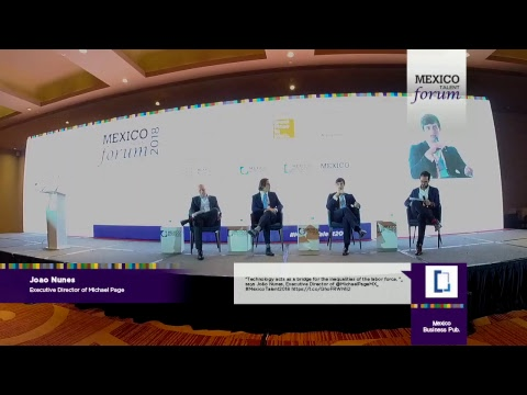 Mexico Talent Forum 2018: Talent is the driving force behind successful businesses, making talent...