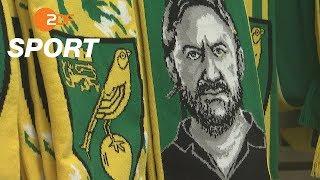 "Norwichs Fußballmärchen ""made in Germany"" | ZDF SPORTreportage"